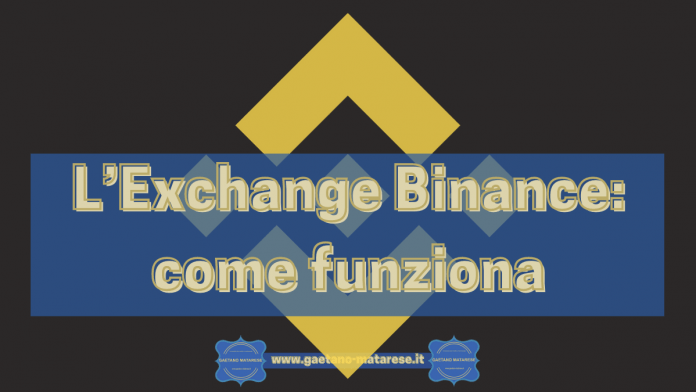 Exchange Binance